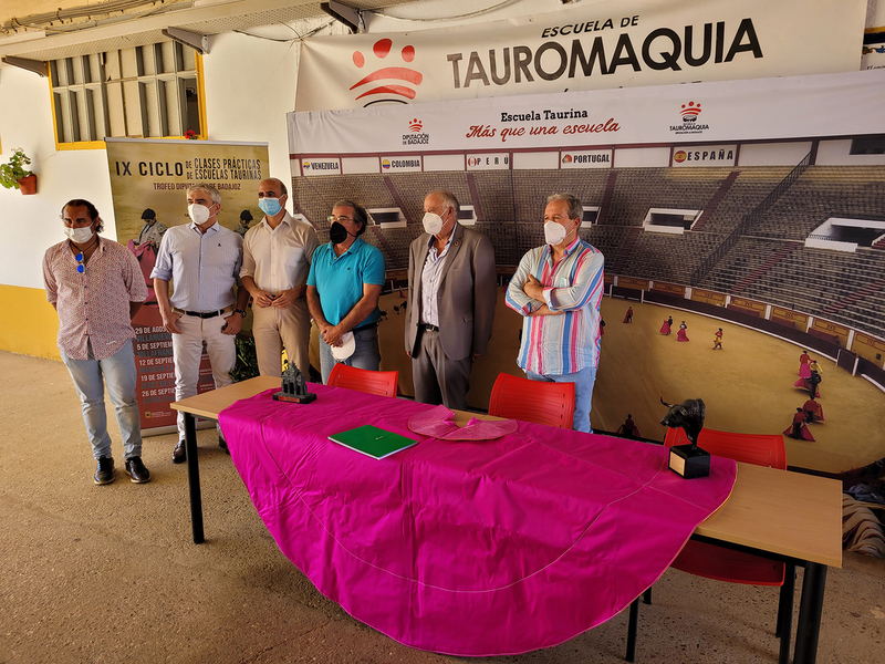 Cinco localidades de la provincia acogerán el IX Ciclo de Clases Prácticas de Escuelas taurinas