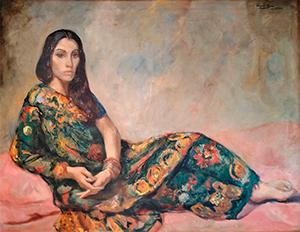 La hija de Bonifacio Lázaro lega al MUBA las obras de su padre