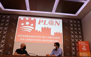 Presentados el plan de Soterramiento y el de Cableado de Datos para municipios de la provincia de Badajoz