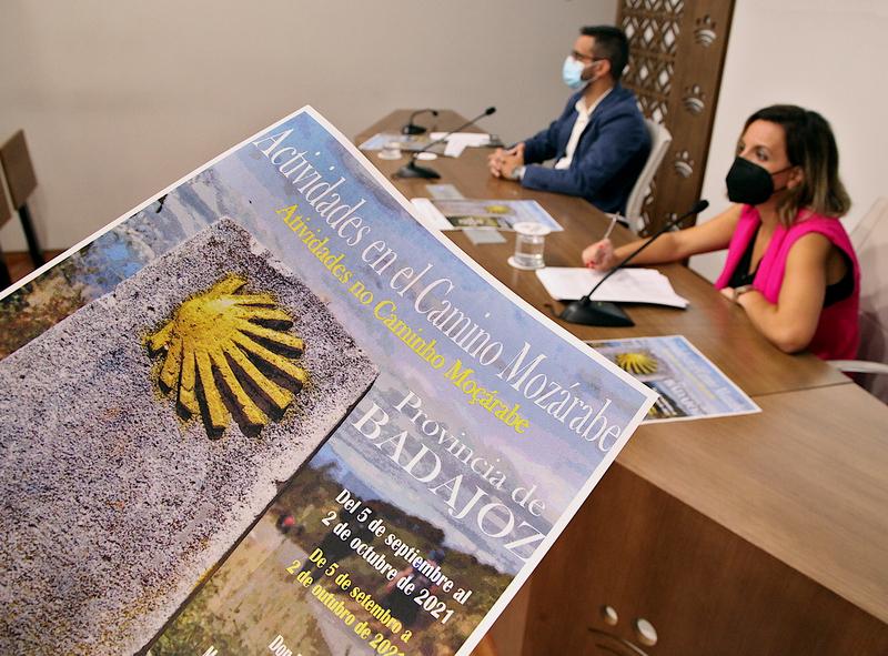 La Diputación presenta la Campaña de Actividades del Camino Mozárabe 2021