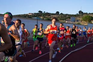 Comienzan las carreras populares integradas en el Circuito de Carreras Urbanas de la Diputación de Badajoz