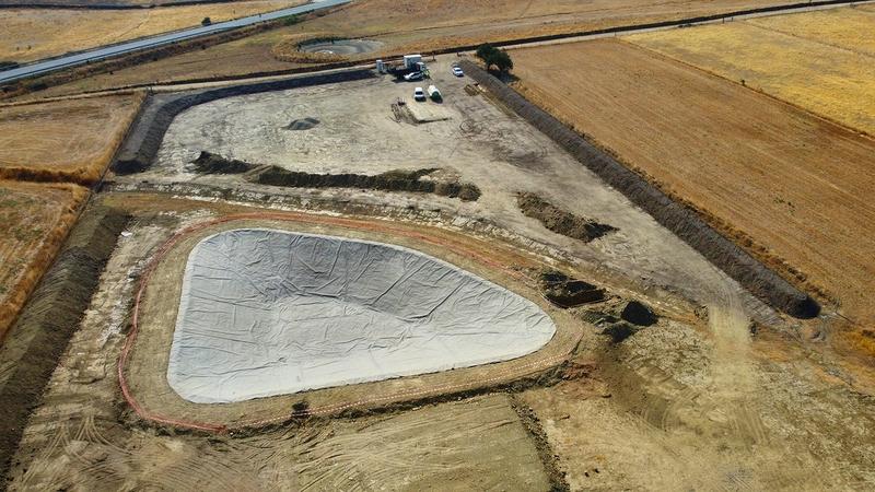 Promedio contará este otoño con una nueva planta de tratamiento de escombros en San Vicente de Alcántara