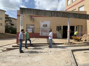 Diputación de Cáceres retoma las obras de la Residencia de Mayores en Aldeanueva de la Vera