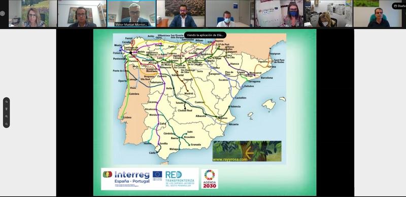 Nuevo impulso para la Red Transfronteriza del proyecto Caminos Jacobeos del Oeste Peninsular que lidera la Diputación de Badajoz