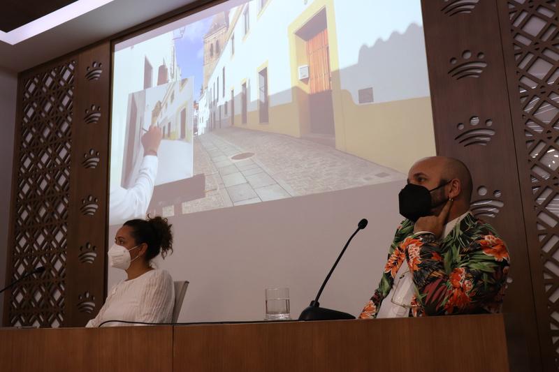 Jerez de los Caballeros promociona el turismo a través de un vídeo donde destaca el valor humano de los jerezanos
