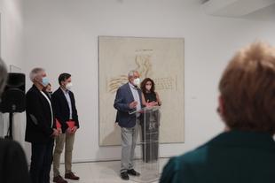 """La Diputación de Cáceres celebra el 40 aniversario de su sala de arte con la exposición """"Sala de Arte El Brocense, 1980-2020"""""""