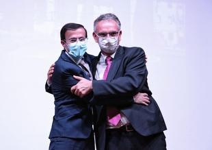 Los alcaldes de Don Benito y Villanueva de la Serena hacen partícipes a los sectores sociales en el proyecto de la unión