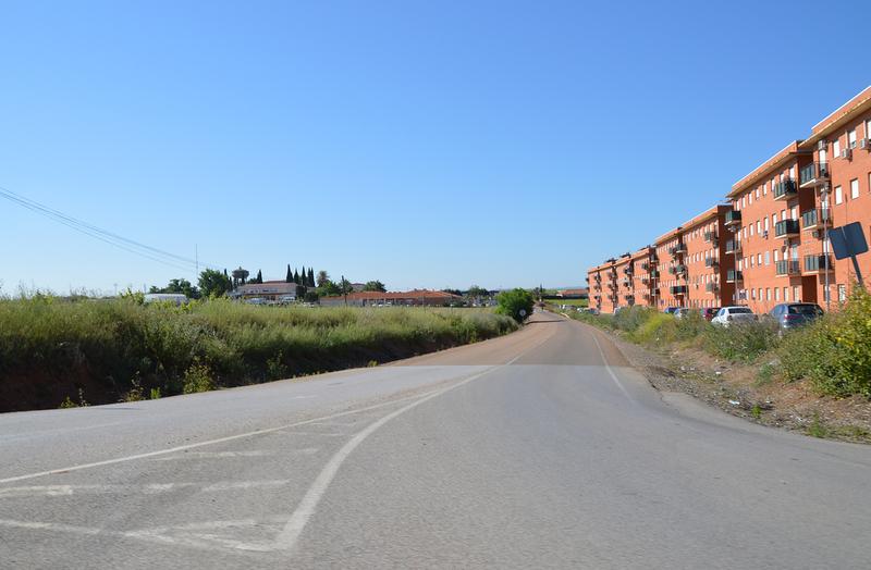 La Diputación de Badajoz saca a licitación obras en carreteras por un importe de casi 10 millones de euros