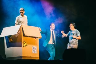 Jorge Blass llega éste fin de semana al Gran Teatro de Cáceres y al Teatro Alkazar de Plasencia con sus últimas ilusiones