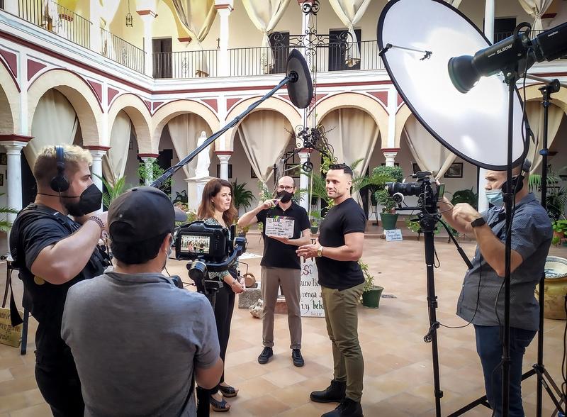 La Diputación de Badajoz participa en un documental sobre la vida de Nebrija, que protagonizará el rapero Haze