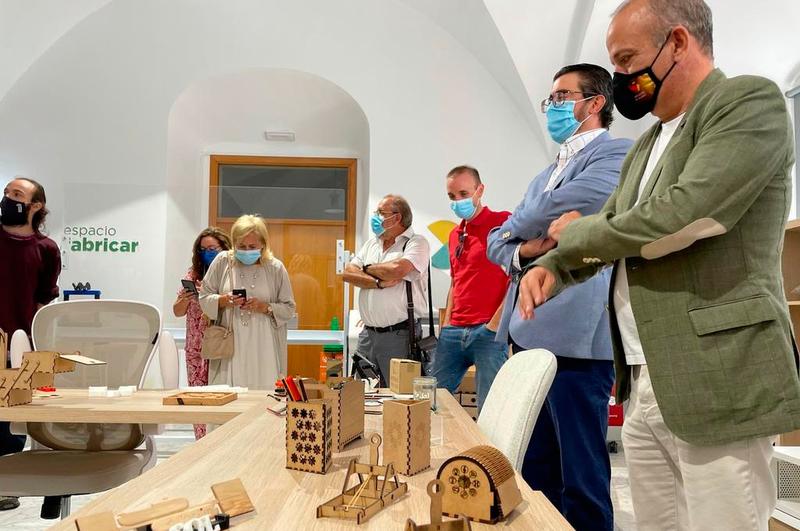 Valencia de Alcántara ya cuenta con un Centro Circular FAB