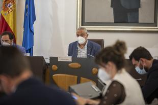 La Diputación aprueba en pleno 214.935 € que irán destinados a paliar daños causados en once municipios por la borrasca Elsa