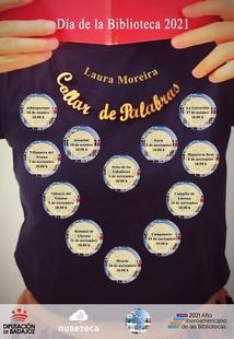 Dos ''Collares Nubeteca'' para celebrar el Día de la Biblioteca