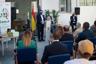 Arroyo de la Luz reúne al mundo empresarial, económico, social e institucional en la inauguración de su Circular FAB