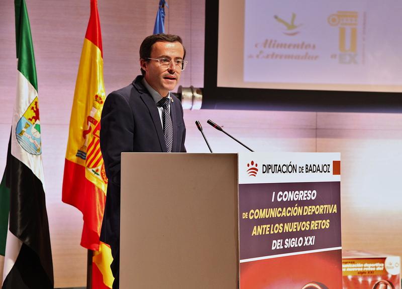 El I Congreso de Comunicación Deportiva incide en los nuevos retos y sirve para dar visibilidad al mundo rural