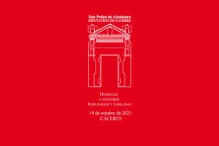 Tras un año sin celebración, la Diputación homenajea a sus 96 jubilados de los últimos dos años en la Festividad San Pedro de Alcántara