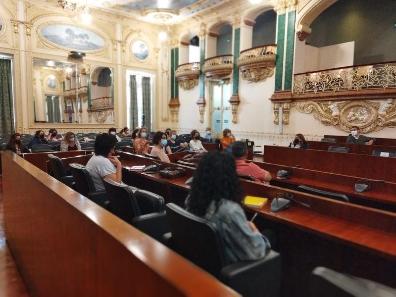 La Diputación de Badajoz sigue trabajando en la consecución de los Objetivos de Desarrollo Sostenible