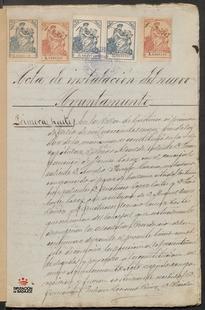 Historia del municipio de Cristina a través de su Archivo