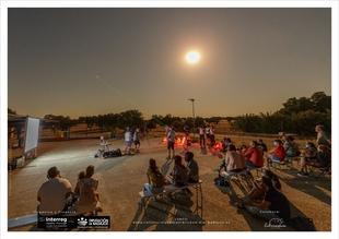 Más de 400 personas han disfrutado del cielo nocturno gracias a las observaciones astronómicas de la Diputación