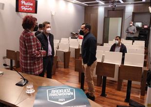 Badajoz acoge una competición de crossfit con 260 atletas llegados de España y Portugal