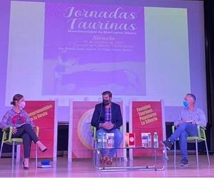La Junta valora el papel de la Escuela de Tauromaquia de la Diputación de Badajoz
