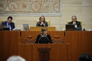 Ciudadanos defiende la devoluci�n de los presupuestos porque estos son ''grises'', con recorte en inversiones y subida de impuestos