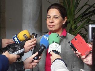 La consejera de Hacienda espera las aportaciones de agentes sociales y grupos parlamentarios en la elaboraci�n de los nuevos presupuestos