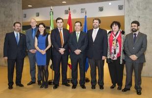 Vara indica que Extremadura ''es un buen ejemplo para Europa de lo que se puede hacer'' si se sabe ''a d�nde se quiere llegar''