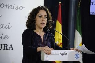 El PP indica que Extremadura es la ''verg�enza nacional'' al acaparar m�s de la mitad de paro generado en Espa�a en el primer trimestre de 2016