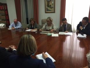 El Gobierno se compromete a solucionar los accesos a los negocios de la Nacional 110 en el Valle del Jerte