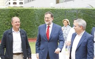 Rajoy reafirma que va a