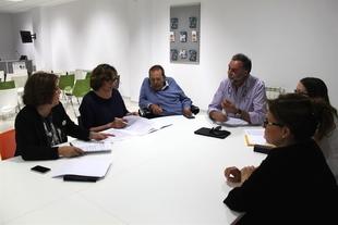 El PSOE aborda con el Cermi-Extremadura las necesidades de las personas con discapacidad en la comunidad