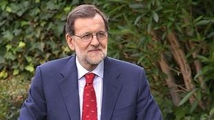 Rajoy considera que ''en este momento lo m�s sensato es un debate a cuatro'', en el que participar�