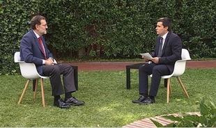 Rajoy marca el AVE extreme�o como ''una de las prioridades'' en infraestructuras para los pr�ximos cuatro a�os