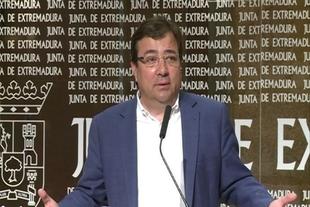 La Junta de Extremadura sigue hablando con Hacienda para que las retenciones de fondos ''no se produzcan o sean m�nimas''