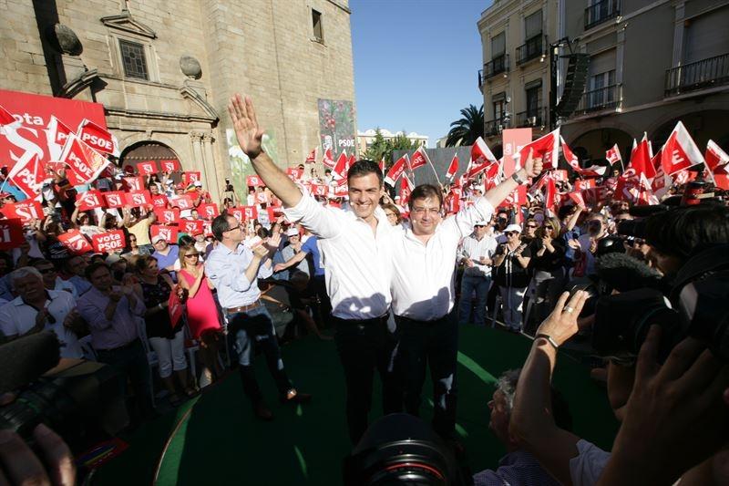 S�nchez a los progresistas: ''Dejemos atr�s el rencor de los del sorpasso y vamos a dar una sorpresa a Rajoy''