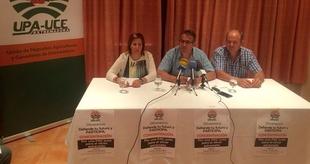 UPA-UCE Extremadura asistir� en Madrid a una concentraci�n en defensa del olivar tradicional