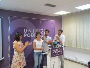 Podemos esperaba ''crecer un poco m�s'' en Extremadura, aunque se ''consolidan'' sus 80.000 votantes