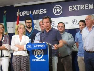 Floriano insta al fin de los vetos y a facilitar un Gobierno en torno a la lista m�s votada