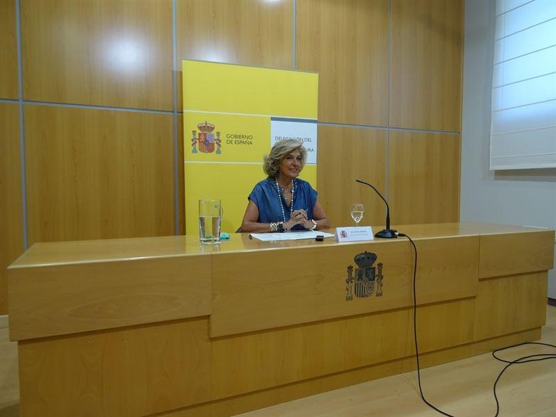 La delegada del Gobierno en Extremadura defiende que el cierre de la Mina Aguablanca ''no tiene nada que ver'' con la DIA