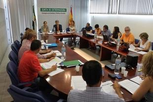 El SES plantea a los sindicatos en la Mesa Sectorial de Sanidad la jubilaci�n