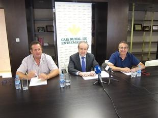 Caja Rural de Extremadura ofrece una l�nea preferente de pr�stamos para los agricultores afectados por las tormentas