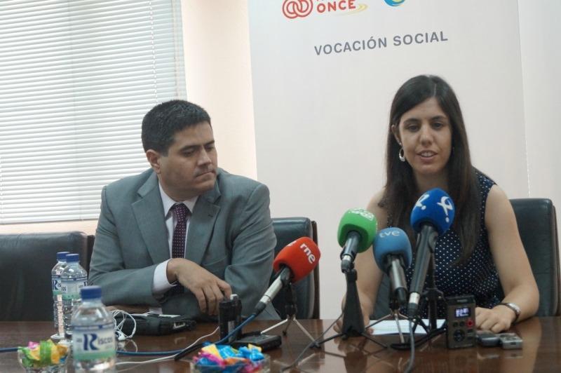 La Fundaci�n ONCE ha conseguido m�s de 4000 empleos en 20 a�os en Extremadura
