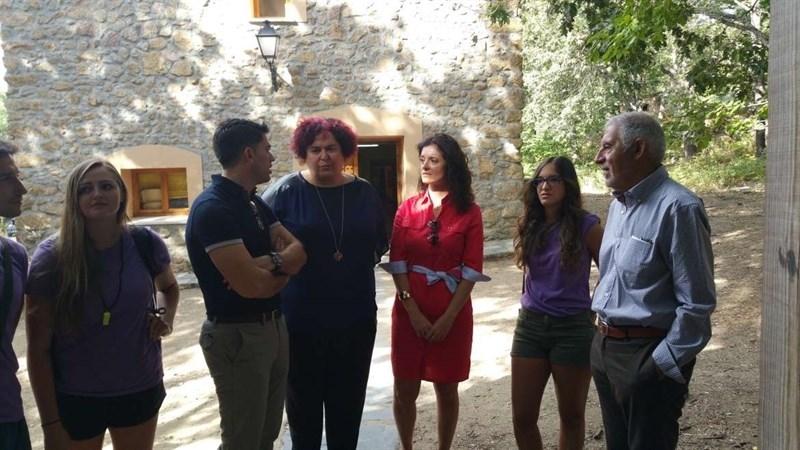 M�s de 800 alumnos participan en el programa de inmersi�n ling��stica de Extremadura que se clausura este fin de semana