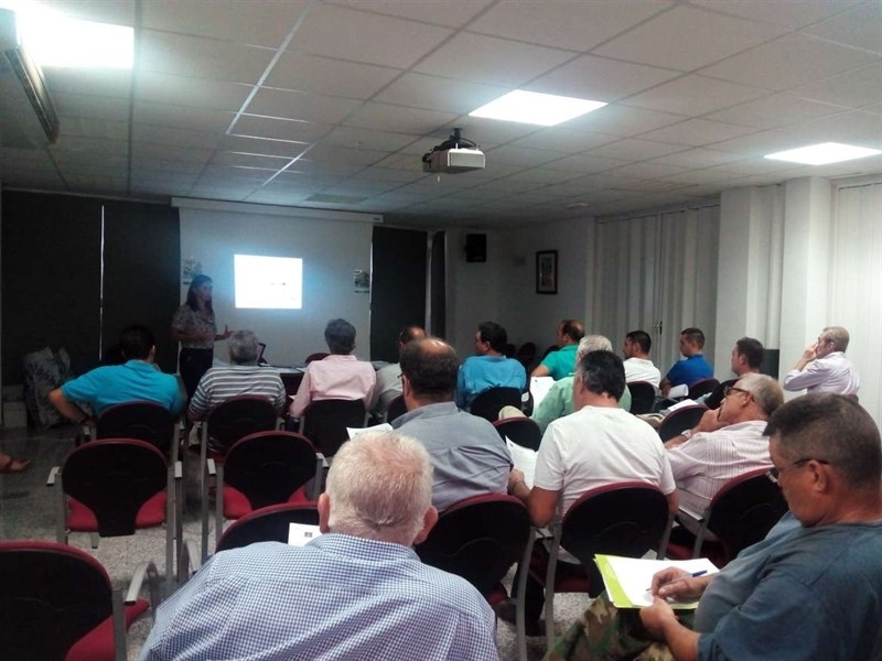 Medio Ambiente de Extremadura difunde los valores de la Red Natura 2000 a diversos sectores