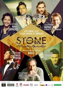 El 'Stone & Music Festival' de M�rida cierra edici�n con 39.180 espectadores en siete d�as de conciertos
