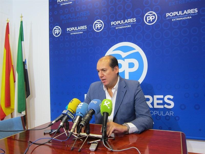El PP asegura que el plazo para analizar los Presupuestos ''no finaliza hoy'' y solicitar� m�s informaci�n a la Junta