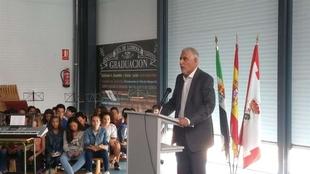 El secretario general de Educaci�n anima a los estudiantes a ''aprovechar todas las oportunidades'' que ofrece Europa