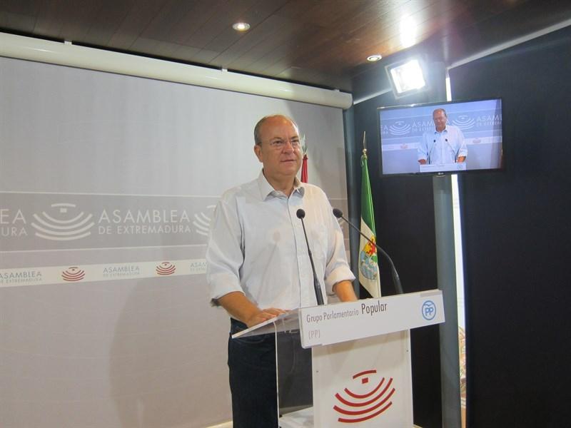 El PP presenta una iniciativa en la Asamblea de Extremadura para que se destinen ayudas a aut�nomos de la regi�n
