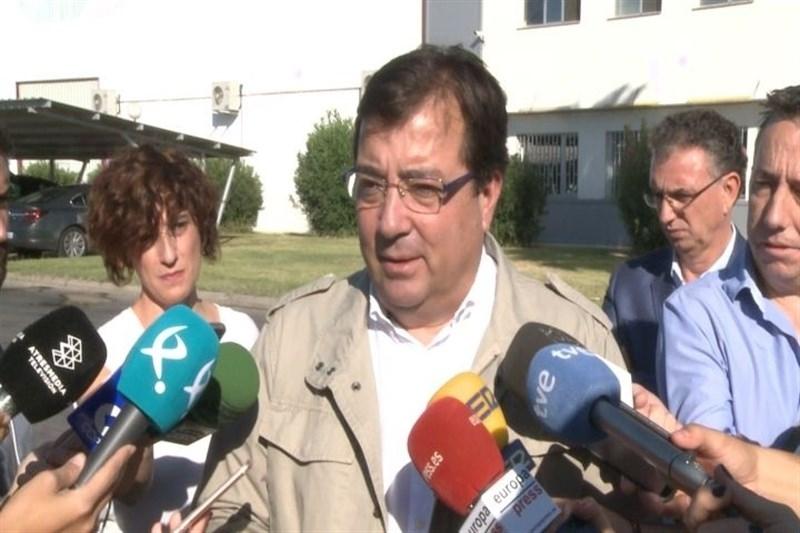 Fern�ndez Vara destaca el valor a�adido de que los productos se cultiven y transformen en Extremadura